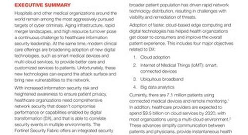 Transforming Healthcare Security in the Digital Era