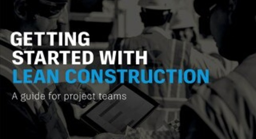 Getting Started with Lean Construction
