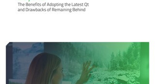 White Paper: Keeping Pace with the Pack