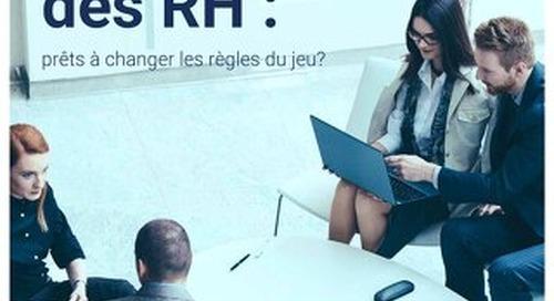 Impact business des RH - prêts à changer les règles du jeu?