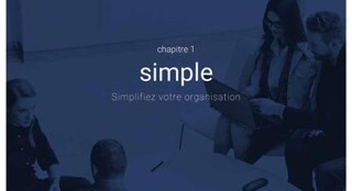 Impact business des RH - Chapitre 1 - Simple - Simplifiez votre organisation