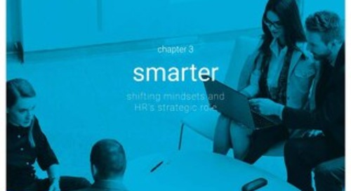 High impact HR - Chapter 3 - Smarter - Shifting mindsets and HR's strategic role