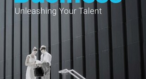 Future Business - Unleashing your talent - Spotlight van nederland