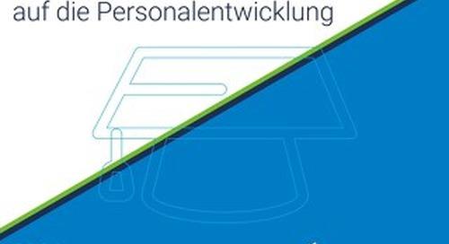 Der einfluss der digitalisierung auf die personalentwicklung