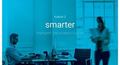 Nur die Besten an Bord holen  - Smarter - Intelligent und proaktiv suchen