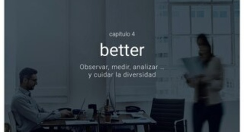 Capitulo 4 - Better - Observar, medir, analizar y cuidar la diversidad