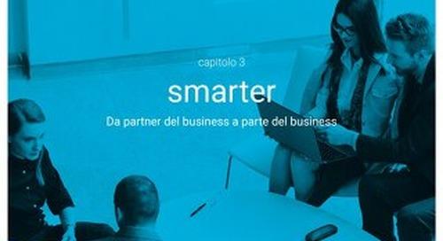 Aumentare l'impatto delle HR sul business - Capitolo 3 - Smarter - Da partner del business a parte del business