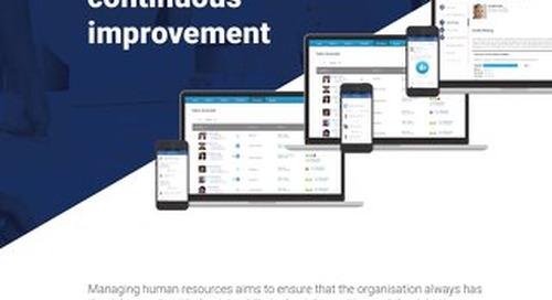 Datasheet - HCM Platform