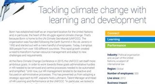 Case Study - UNFCCC