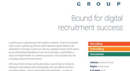 Case Study - LUXAIR GROUP