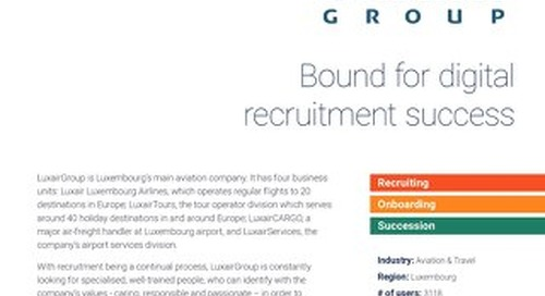 Case Study LUXAIR GROUP