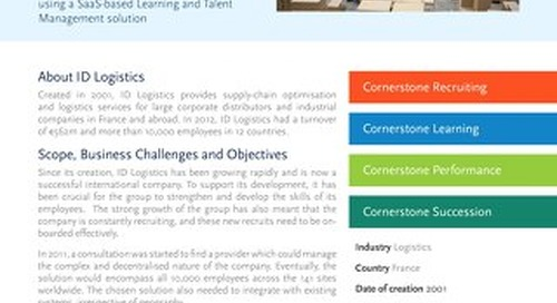 Case Study - ID LOGISTICS