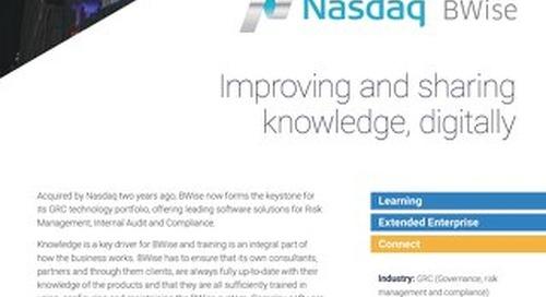 Case Study - NASDAQ BWISE