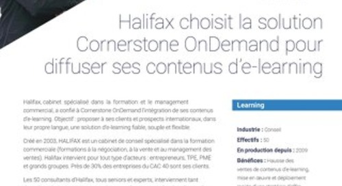 Cas client HALIFAX