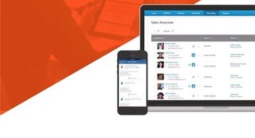 Datenblatt Recruiting Suite
