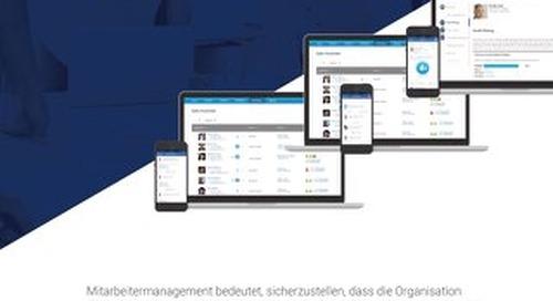 Datenblatt HCM Platform