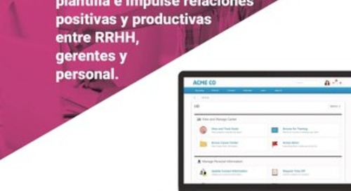 Hoja Informativa HR Suite