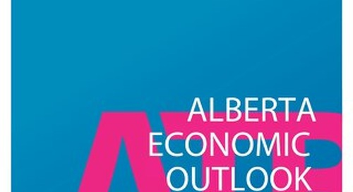 Alberta Economic Outlook (May 2017)