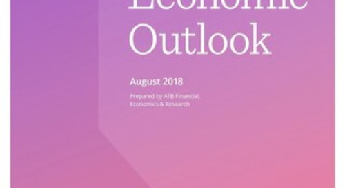 Alberta Economic Outlook (August 2018)