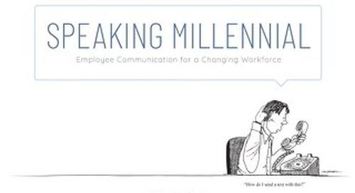 Speaking-Millennial