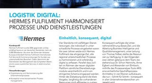 Hermes: Logistik digital