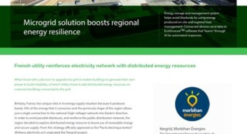 Boosting Energy Resilience with Kergrid