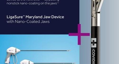 LigaSure™ Maryland Jaw Device