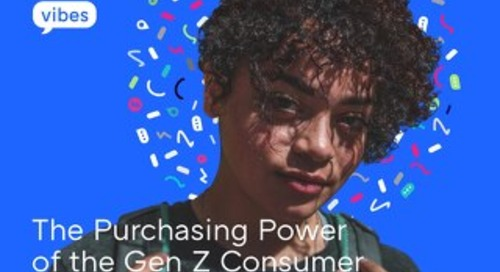 Purchasing Power of the Gen Z Consumer