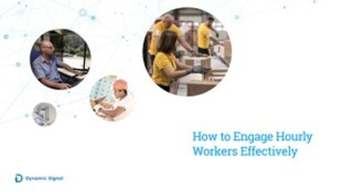 How to Engage Hourly Workers