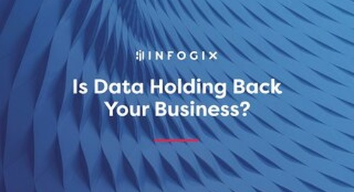 Is Data Holding Back Your Business?
