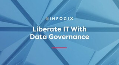 Liberate IT With Data Governance