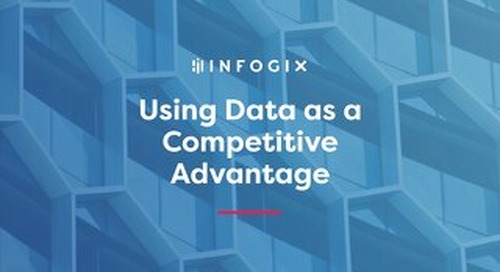 Using Data as a Competitive Advantage