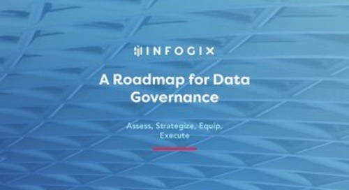 A Roadmap for Data Governance