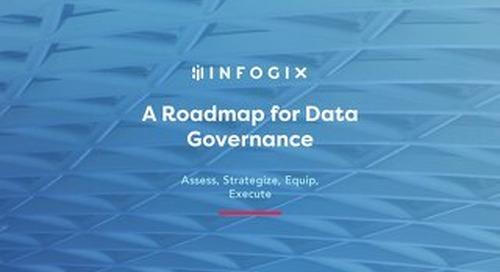 A Roadmap for Data Governance