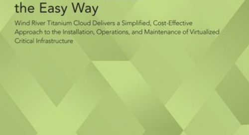 Network Virtualization the Easy Way