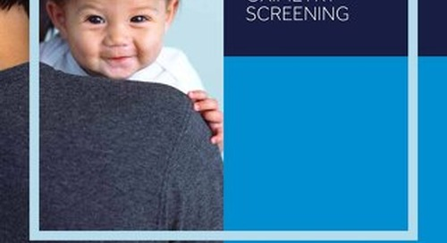 Critical Congenital Heart Defects and Pulse Oximetry Screening