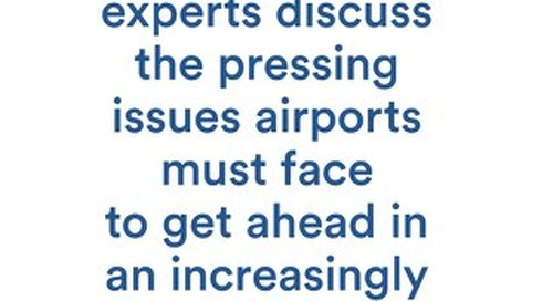 Industry experts discuss the future of airports