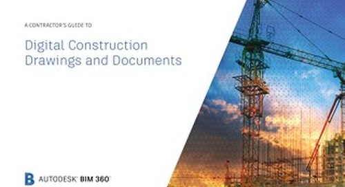 A Contractor's Guide to Digital Construction Drawings & Documents