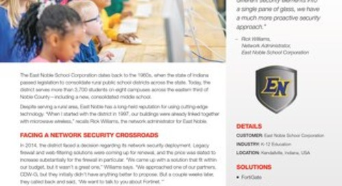 School District Decreases Security Costs While Reducing Risk
