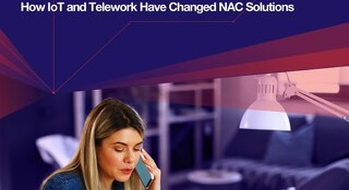 The Evolution of Network Access Control (NAC)