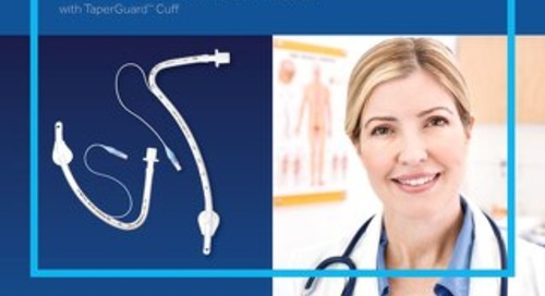 Mallinckrodt™ Oral and Nasal RAE Tracheal Tubes with TaperGuard™ Cuff