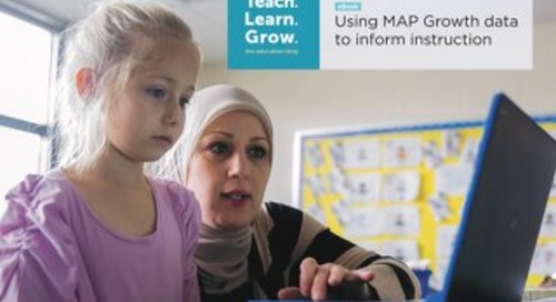 Using MAP Growth Data to Inform Instruction