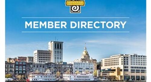Savannah Chamber Member Directory