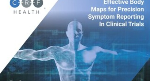 Effective Body Maps for Precision Symptom Reporting In Clinical Trials