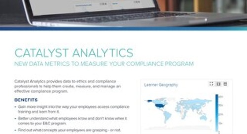 LRN's Catalyst Analytics
