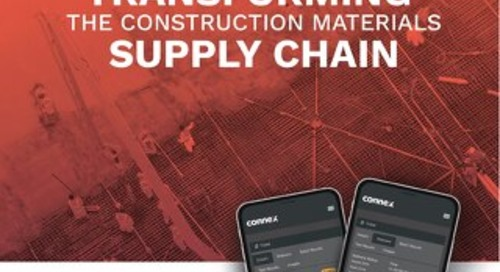 Transforming the Construction Materials Supply Chain