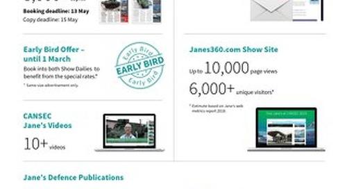 CANSEC 2019 Media kit