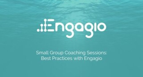 Small Group Coaching Session: Best Practices with Engagio
