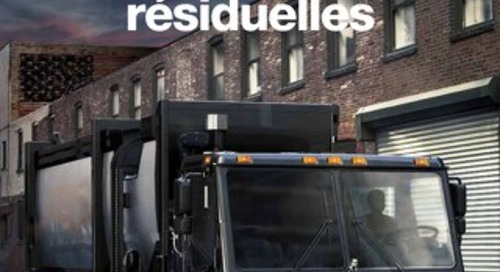 Refuse Brochure (French)