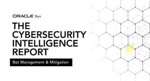 Oracle Dyn Cybersecurity Intelligence Report